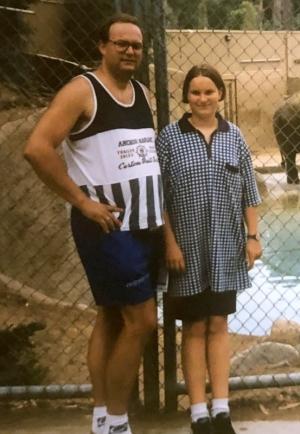 1997 07 22 USA Urlaub Los Angeles Zoobesuch