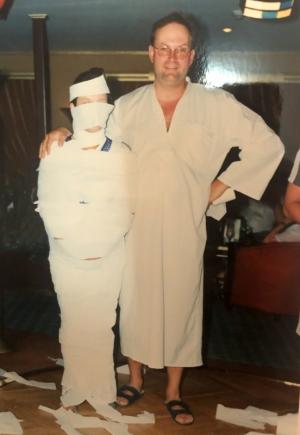 1999 05 08 Ägyptenurlaub Gababria Party 2 Rang