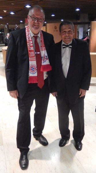 2015 01 30 Helmut Köglberger LASK-Fussball-Legende bei der Galanacht des Sports Linz
