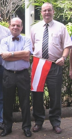 2003 11 25 Traxl Dr Herbert Österreichischer Botschafter Bangkok