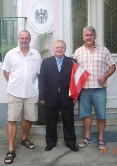 2007 06 18 Steinberger Mag Reinhold Österreichischer Gerneralkonsul in Rio de Janeiro anl Judo_WM
