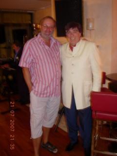 2007 07 21 Franco Andolfo Sänger im Parkhotel Pörtschach