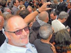 2014 06 12 Hollande Francois Französischer Präsident in Andorra