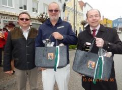 2015 04 18 Ollinger Herbert Bürgermeister Neumarkt Ehrung für 20 Jahre Obmann Stutz