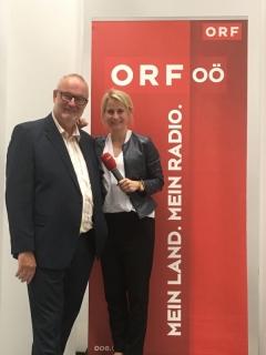 2018 06 13 Katrin Wachauer ORF OÖ Redakteurin