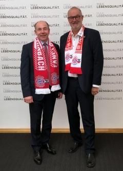 2018 06 18 LR Max Hiegelsberger als 2222 Mitglied des FCB Fanclub Natternbach