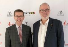 2018 12 07 Achleitner Markus Wirtschafts und Sportlandesrat nach 1 LSO Sitzung in Linz