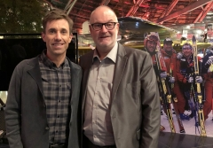 2018 12 10 Brugger Christian Moderator bei Sport und Talk im Hangar 7 Salzburg