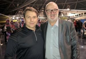 2018 12 10 Maier Christian bei Sport und Talk im Hangar 7 Salzburg