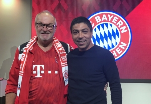 2019 04 03 Giovane Elber Markenbotschafter FC Bayern München