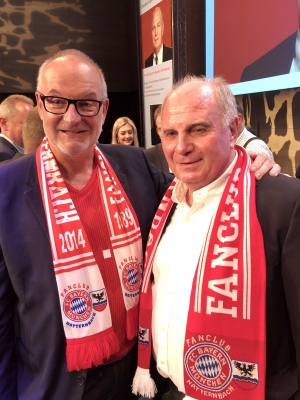 2019 06 03 Hoeneß Uli FCB Präsident Oberbankforum Linz