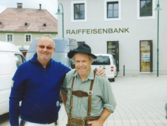 2011 06 24 Waldgeist Fritz aus der Sendung Bauer sucht Frau