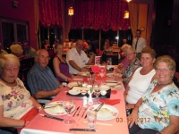 2012 10 03 Seniorenbadereise Türkei Abschiedsabend