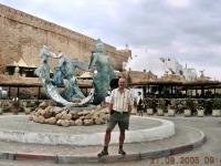 2005 09 21 Tunesien Seniorenbadereise Hammamet Medina