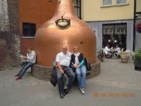 2012 07 05 Bankenreise Irland Dublin Jameson Whiskey
