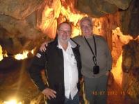 2012 07 18 Goldhaubenreise Lourdes Höhlen von Betharan