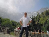 2012 07 20 Goldhaubenreise Lourdes Ausflug Pyrenäen in Gavarnie