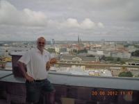 2012 08 20 Urlaub mit Rudi Kampl Lettland Riga von oben