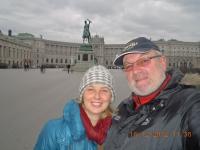 2012 12 16 Wien Österreich Kurzurlaub Jutta