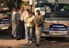 2005 11 22 Reiseleiter und Busfahrer Mansir und Waheil