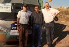 2006 11 26 Reiseleiter Reuven Busfahrer Abet