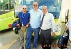 2009 11 27 Reiseleiter Raanan Busfahrer Ata