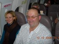 2008 12 12 Ausflug Gruppenabteilung Paris Flug Wien Paris