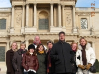 2008 12 13 Ausflug Gruppenabteilung Paris  Invalidendom