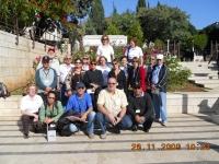 2009-11-28-israel-friedenslicht-reiseleiterteam