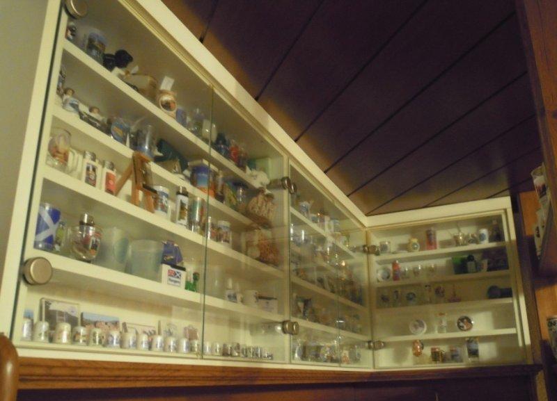ALT 2012 04 06 Stamperlsammlung in der Küche Würzberg