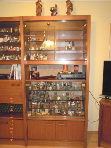 ALT 2012 04 06 Stamperlsammlung im Wohnzimmer Würzberg