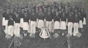 1979 SZ-Gruppenfoto: letzte Reihe, 9. von rechts