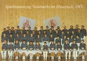 1982 SZ-Gruppenfoto: letzte Reihe, 2. von rechts