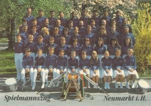 1988 SZ-Gruppenfoto: letzte Reihe, 1. von links