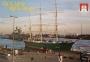 1989 09 08 SZ Konzertreise Kiel Hamburg Rickmer Rickmers Museumsschiff