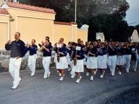 2006 06 24 Sonnwendfeier Neumarkt Marsch zum Kalvarienberg