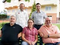2012 08 11 Zusammen 200 Jahre SZ Gruppenfoto Bank