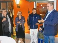 2012 10 13 Geburtstagsständchen Zechmeister Gabriele 50 Jahre Ansprache