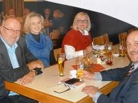 2012 12 22 SZ Weihnachtsfeier erstmals mit Jutta