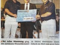 2013 05 03 Wunschkonzert Turnerheim Sparkassenförderung