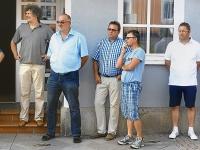 2013 07 02 Besuch Kieler Sprotten Empfang Bürgermeister