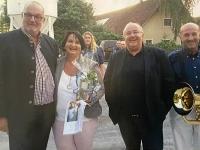 2015 08 21 Geburtstagsständchen Haderer Silvia 50 Jahre