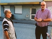 2015 08 22 Geburtstagsständchen Wurm Walter 75 Jahre Laudatio