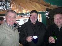 2016 12 09 SZ Punschstand mit Bürgermeister und Vize
