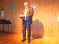 2016 12 17 SZ_Weihnachtsfeier Ansprache von Obmann Gerald Stutz