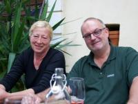 2014 05 29 Konzertreise 1. Schilcherverkostung mit Weinprinzessin