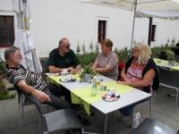 2014 05 30 Konzertreise Besuch Schloss Seggau