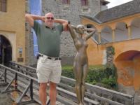 2014 05 30 Konzertreise Besuch Burg Deutschlandsberg