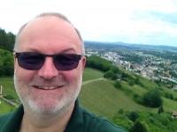 2014 05 30 Konzertreise Von-der-burg-deutschlandsberg-handy-selfie-zum-testen