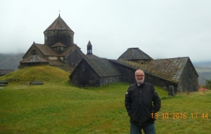 Armenien Kloster Haghpat
